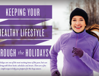 Healthy Through the Holidays with Young Living