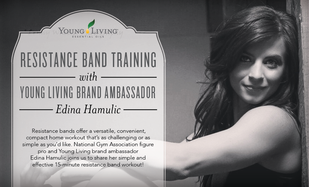 Young Living - Resistance Band Training