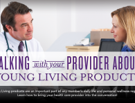 How to Talk to Your Health Care Provider about Essential Oils - Young Living