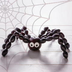 Young Living Healthy Halloween Treat - Spiderlicious