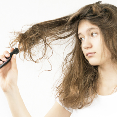 DIY Hair Detabgler Ideas from Young Living