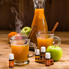 Young Living Healthy Halloween Treat