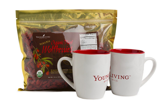Wolfberry Tea - Young Living 2