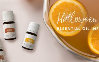 Halloween potion essential oil infused cider