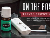 Young Living - Travel Essentials - On the Road