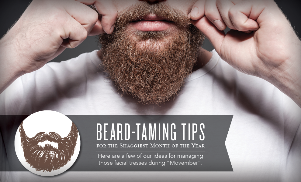 Essential Oils for Beards