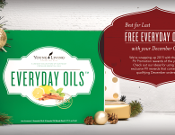 Young Living December PV Promotion
