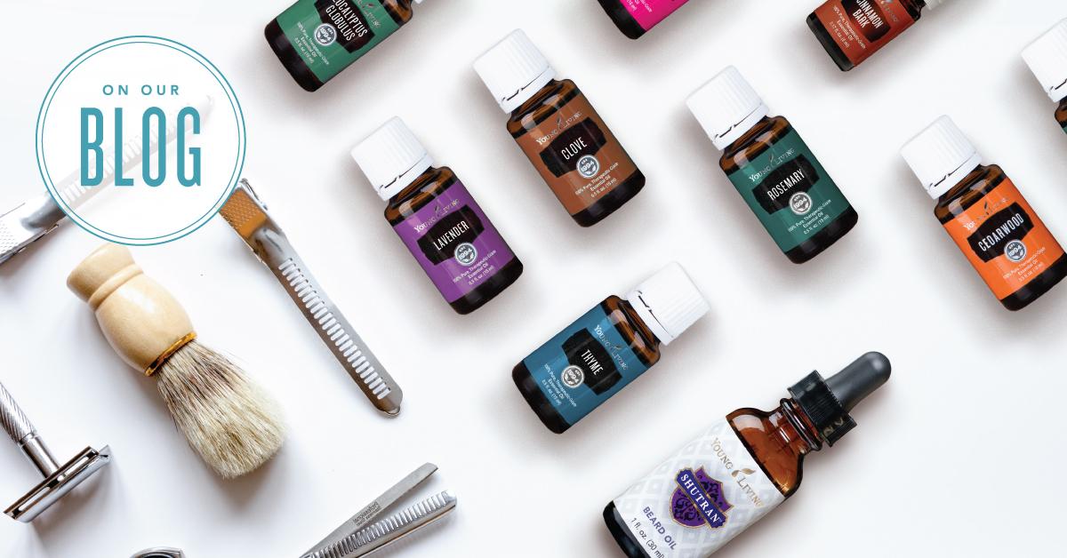 Essential Oils for Beards   Young Living Blog