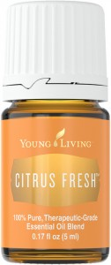 Campuran Citrus Fresh Fresh Citrus Fresh Oil