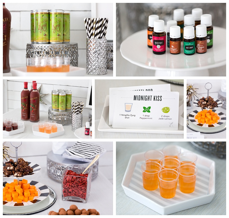 How to Host a NingXia Red Bar Party - Young Living