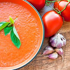 Young Living Tomato Soup