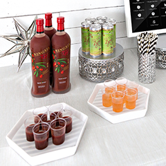 NingXia Red and Zyng Bar How-To - Young Living
