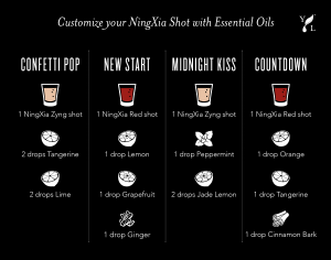 NingXia Bar Sign - Young Living