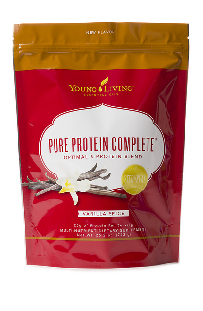 Pure Protein Complete - Vanilla Spice - Young Living