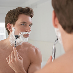 A Close Shave with Young Living