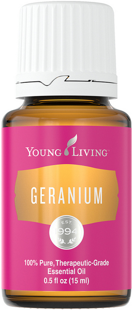 Geranium Essential Oil - Young Living