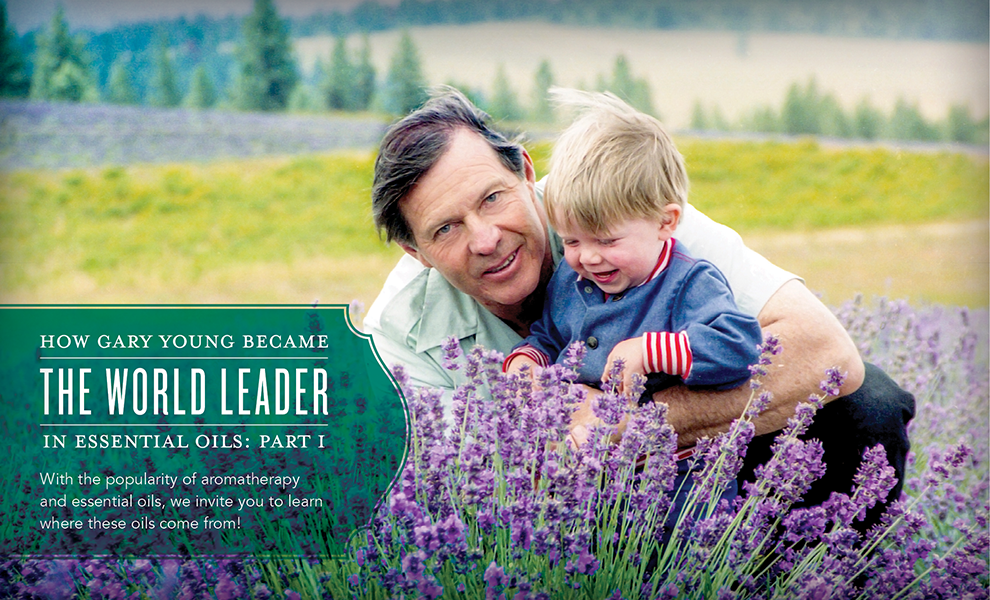 Gary Young Essential Oils Young Living Blog