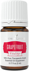 Grapefruit Vitality Essential Oil - Young Living