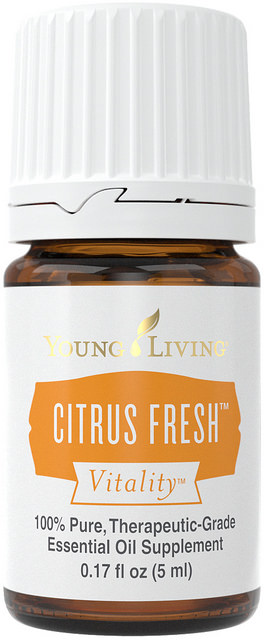Young Living Citrus Fresh Vitality