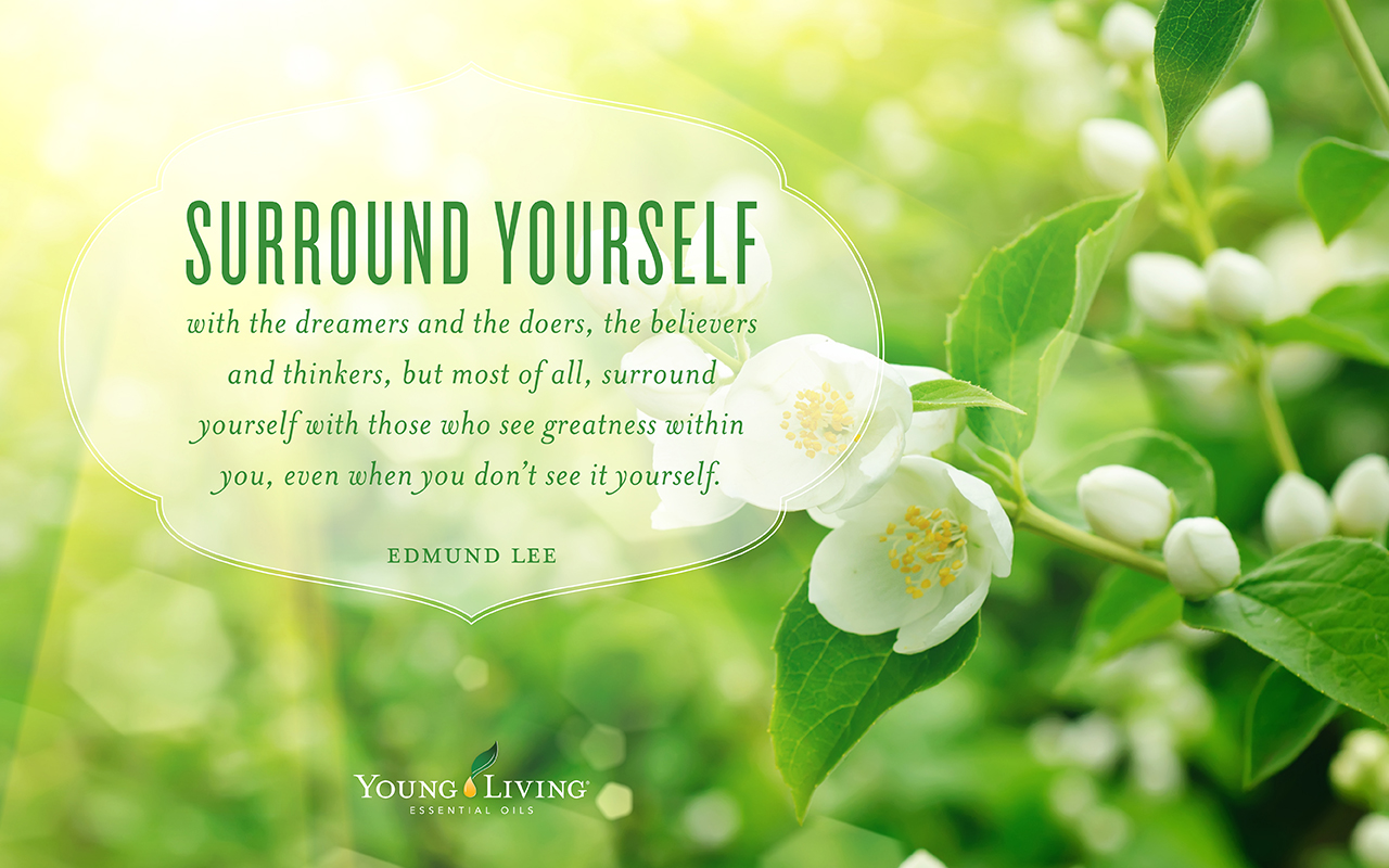 Inspiring Quotes For New Years Young Living Blog