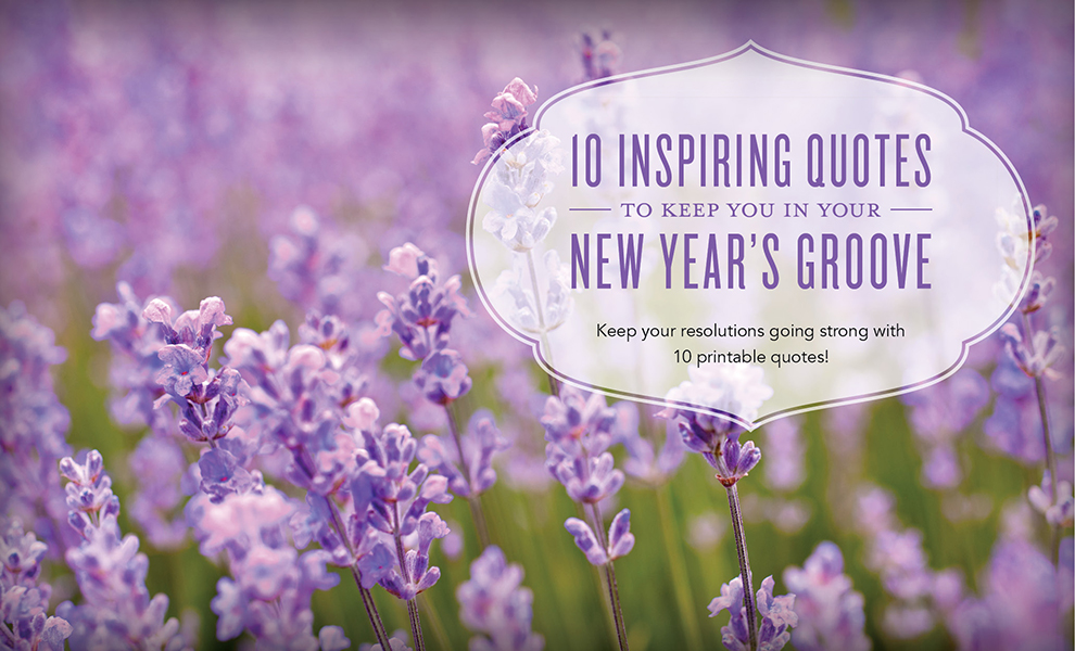 Young Living 10 Inspiring Quotes