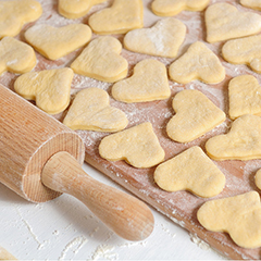 Young Living Oil-Infused All-Heart Cookies Recipe