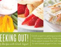 Greek Yogurt Recipe Ideas with Young Living Vitality Essential Oils