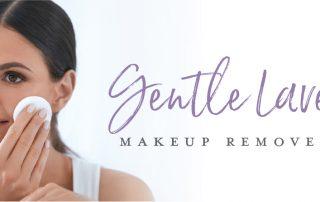 DIY Gentle Lavender essential oil Makeup Remover Pads