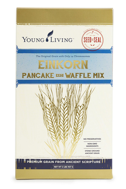 Einkorn Pancake and Waffle Mix
