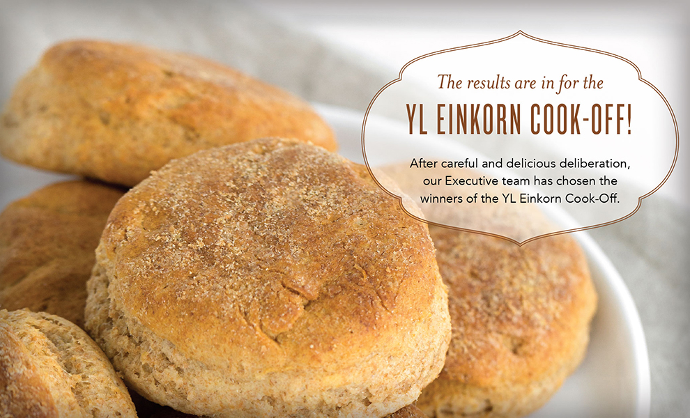 Einkorn Cook-Off