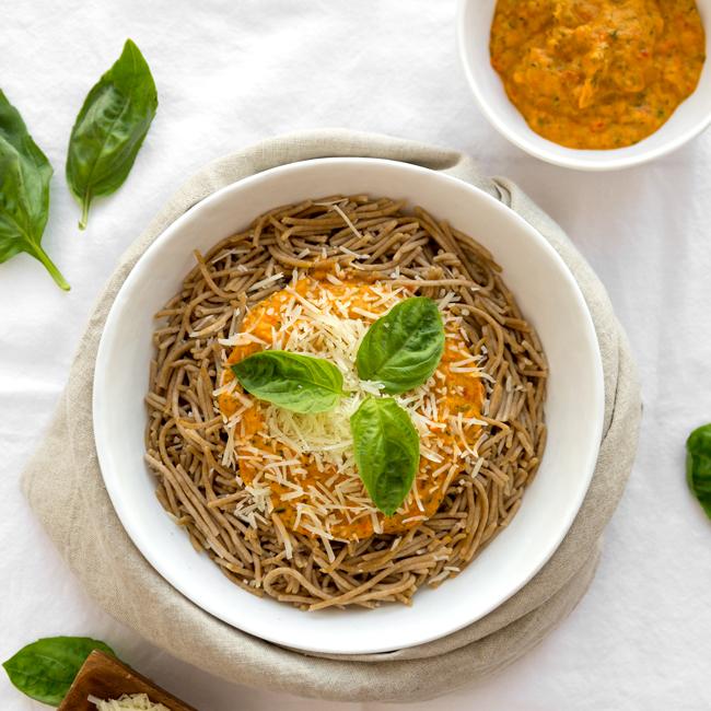 Pasta Primo Perfect in Veggie Sauce Recipe