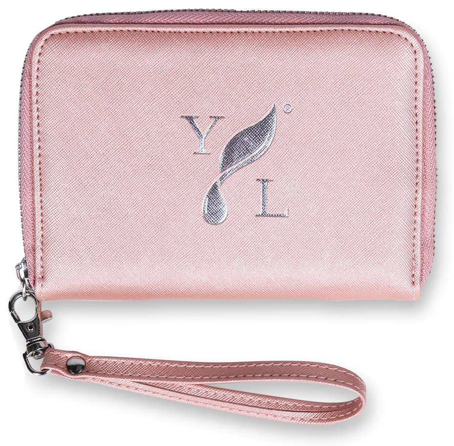 Savvy Minerals by Young Living Wristlet