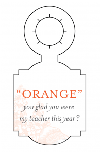 Blog-Teacher Gifts_Gift Tags_Orange