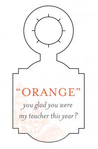 Blog-Teacher Gifts_Gift Tags_Orange