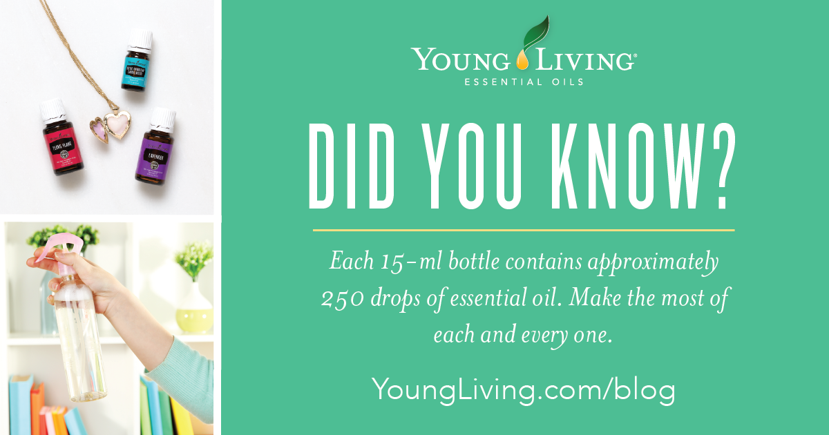 how to use essential oils young living blog