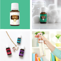 Young Living - Uses for 15-ml Bottle of Essential Oil