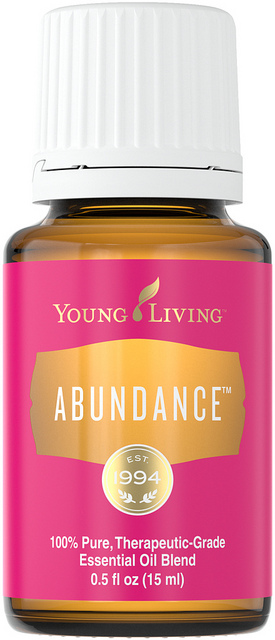Abundance Essential Oil Blend - Young Living