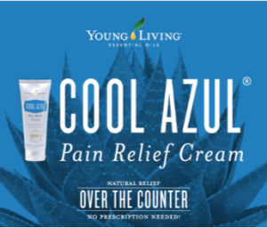 Young Living Cool Azul Pain Relief Cream - Over the Counter