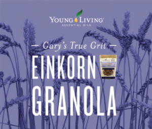 Young Living - Gary's True Grit Einkorn Granola