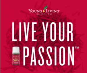 Young Living - Live Your Passion Essential Oil Blend