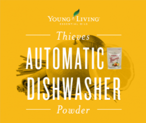 Young Living - Thieves Automatic Dishwasher Powder