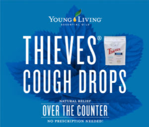 Young Living - Thieves Cough Drops - Over the Counter