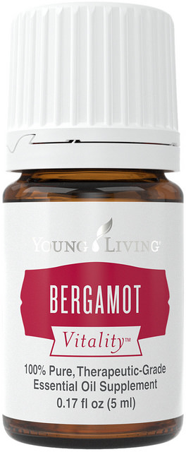 Bergamot Vitality Essential Oil - Young Living