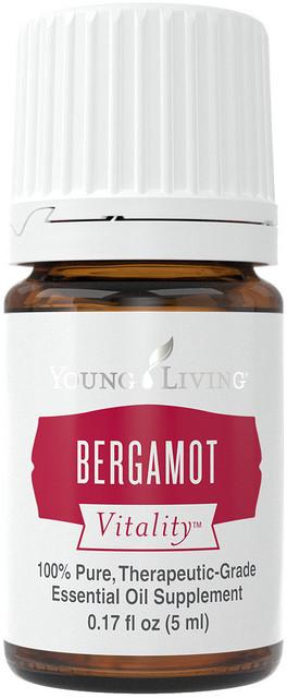 Minyak Esensial Bergamot Vitalitas - Hidup Muda