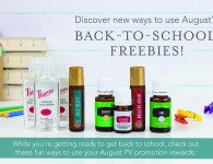Young Living - August 2016 PV Promotion - DIY Ideas - Lime Essential Oil and Bergamot Essential Oil