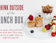 Young Living Healthy Lunchbox Ideas for Back to School