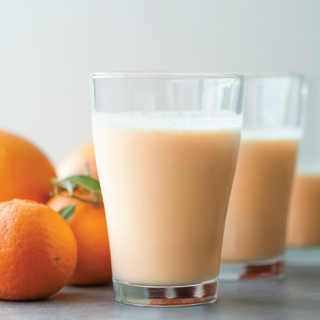 Recipe: Citrus Sunshine Smoothie