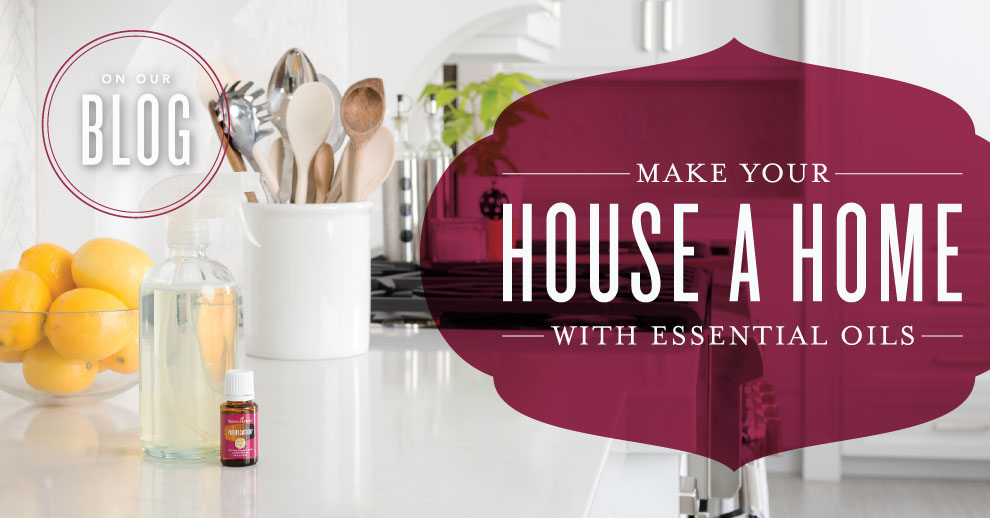 Make your house a home infographic