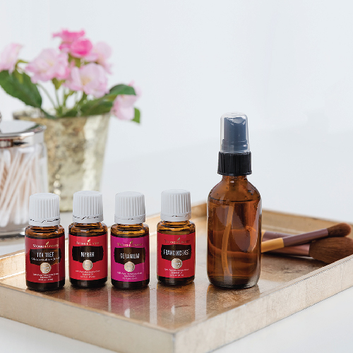 young living single essential oils