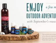 Young Living PV Promo - Wintergreen and Northern Lights Black Spruce Essential Oils